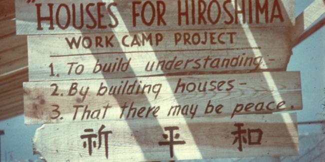 HOUSES FOR HIROSHIMA